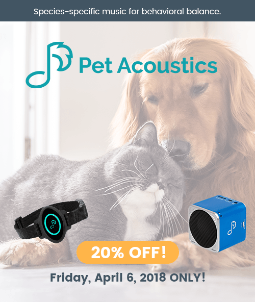 Pet Acoustics deal