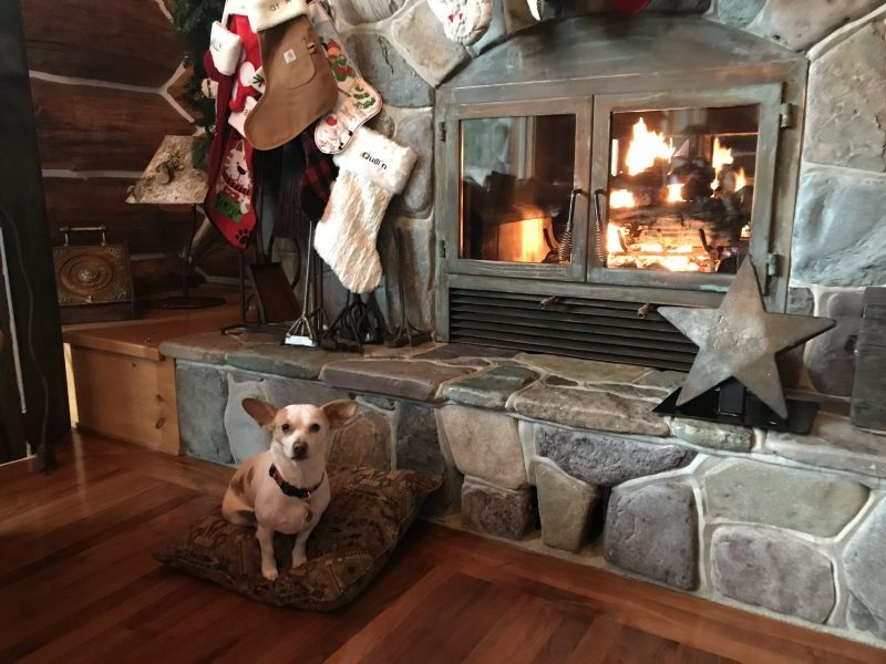 Christmas at Almost Heaven Ranch